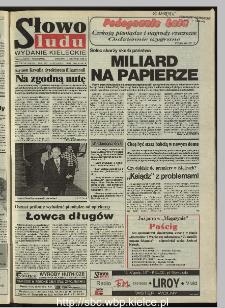 Słowo Ludu 1995, XLV, nr 213
