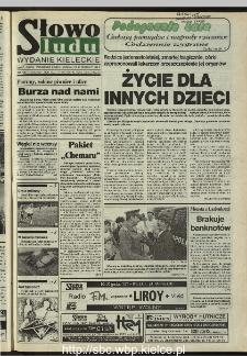 Słowo Ludu 1995, XLV, nr 215