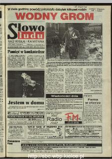 Słowo Ludu 1995, XLV, nr 216 (Nad Wisłą i Kamienną)