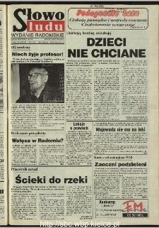 Słowo Ludu 1995, XLV, nr 217 (radomskie)