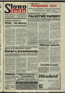 Słowo Ludu 1995, XLV, nr 218 (Nad Wisłą i Kamienną)