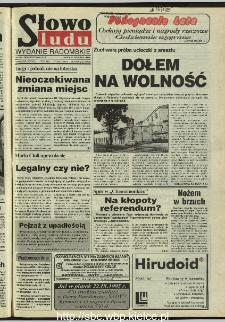 Słowo Ludu 1995, XLV, nr 218 (radomskie)