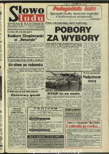 Słowo Ludu 1995, XLV, nr 219 (radomskie)