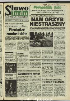 Słowo Ludu 1995, XLV, nr 221 (Nad Wisłą i Kamienną)