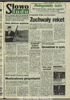 Słowo Ludu 1995, XLV, nr 221 (radomskie)