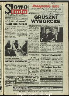 Słowo Ludu 1995, XLV, nr 222 (Nad Wisłą i Kamienną)