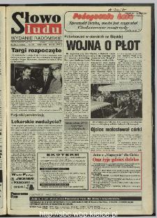 Słowo Ludu 1995, XLV, nr 225 (radomskie)