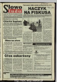 Słowo Ludu 1995, XLV, nr 229 (Nad Wisłą i Kamienną)