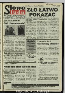 Słowo Ludu 1995, XLV, nr 229 (radomskie)
