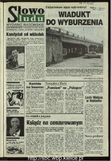 Słowo Ludu 1995, XLV, nr 233 (radomskie)