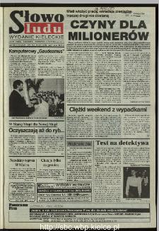 Słowo Ludu 1995, XLV, nr 234