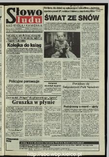 Słowo Ludu 1995, XLV, nr 235 (Nad Wisłą i Kamienną)