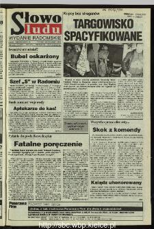 Słowo Ludu 1995, XLV, nr 235 (radomskie)