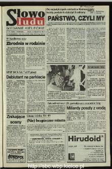 Słowo Ludu 1995, XLV, nr 236