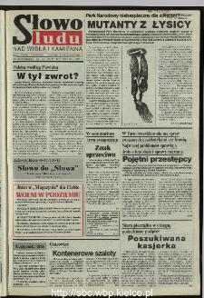 Słowo Ludu 1995, XLV, nr 237 (Nad Wisłą i Kamienną)