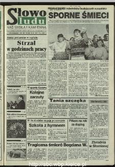 Słowo Ludu 1995, XLV, nr 239 (Nad Wisłą i Kamienną)
