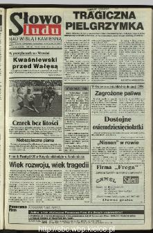 Słowo Ludu 1995, XLV, nr 240 (Nad Wisłą i Kamienną)