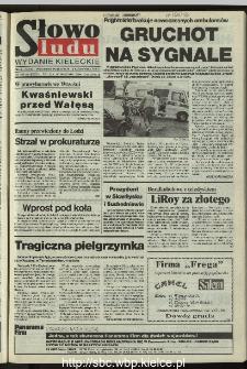 Słowo Ludu 1995, XLV, nr 240