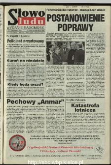 Słowo Ludu 1995, XLV, nr 241 (radomskie)