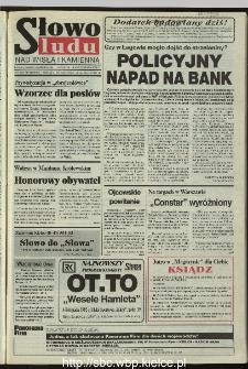 Słowo Ludu 1995, XLV, nr 243 (Nad Wisłą i Kamienną)