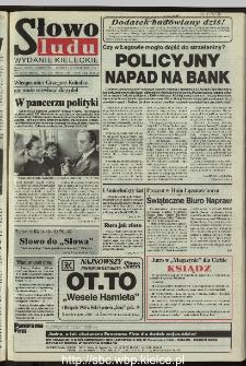 Słowo Ludu 1995, XLV, nr 243
