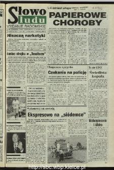 Słowo Ludu 1995, XLV, nr 245 (radomskie)