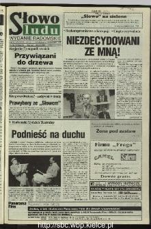 Słowo Ludu 1995, XLV, nr 246 (radomskie)