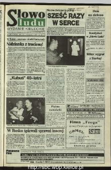 Słowo Ludu 1995, XLV, nr 246