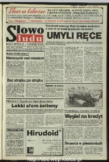 Słowo Ludu 1995, XLV, nr 248 (Nad Wisłą i Kamienną)