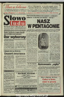 Słowo Ludu 1995, XLV, nr 249