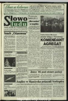 Słowo Ludu 1995, XLV, nr 251 (Nad Wisłą i Kamienną)