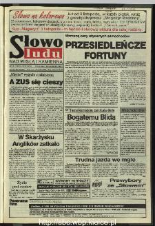 Słowo Ludu 1995, XLV, nr 252 (Nad Wisłą i Kamienną)