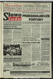 Słowo Ludu 1995, XLV, nr 252