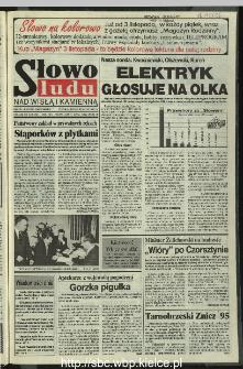 Słowo Ludu 1995, XLV, nr 253 (Nad Wisłą i Kamienną)