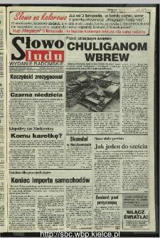Słowo Ludu 1995, XLV, nr 253 (radomskie)
