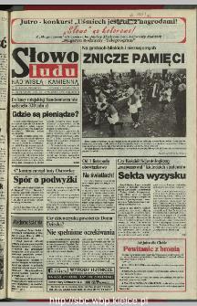 Słowo Ludu 1995, XLV, nr 254 (Nad Wisłą i Kamienną)