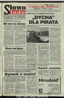 Słowo Ludu 1995, XLV, nr 259 (radomskie)