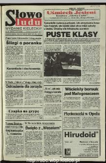 Słowo Ludu 1995, XLV, nr 259