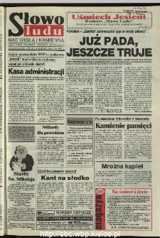Słowo Ludu 1995, XLV, nr 260 (Nad Wisłą i Kamienną)