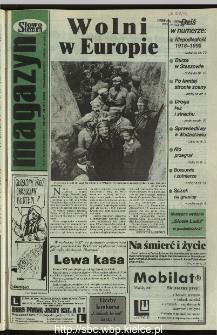 Słowo Ludu 1995, XLV, nr 261 (magazyn)