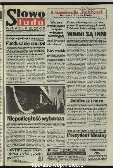 Słowo Ludu 1995, XLV, nr 262