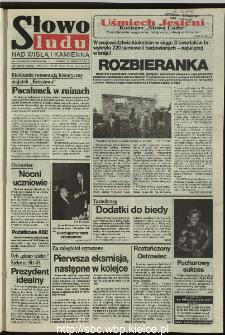 Słowo Ludu 1995, XLV, nr 263 (Nad Wisłą i Kamienną)