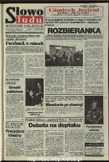 Słowo Ludu 1995, XLV, nr 263