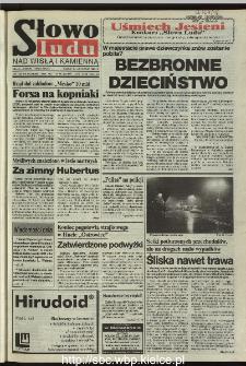 Słowo Ludu 1995, XLV, nr 264 (Nad Wisłą i Kamienną)