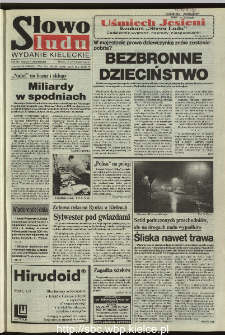 Słowo Ludu 1995, XLV, nr 264
