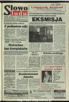 Słowo Ludu 1995, XLV, nr 265 (Nad Wisłą i Kamienną)