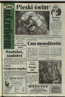Słowo Ludu 1995, XLV, nr 266 (magazyn)