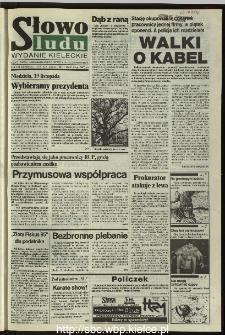 Słowo Ludu 1995, XLV, nr 267