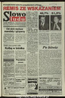 Słowo Ludu 1995, XLV, nr 268 (Nad Wisłą i Kamienną)