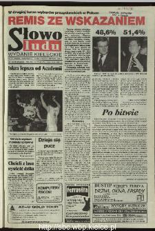 Słowo Ludu 1995, XLV, nr 268